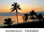 A Beautiful Sunset On Sanibel...