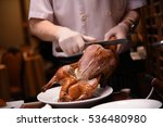 Roasted Duck In Chinese...