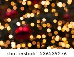 background with christmas... | Shutterstock . vector #536539276