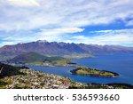 mountains | Shutterstock . vector #536593660