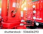 hands controlled hydraulics... | Shutterstock . vector #536606293