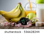 non caloric food for staying... | Shutterstock . vector #536628244