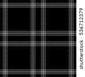 tartan seamless vector patterns ... | Shutterstock .eps vector #536712379