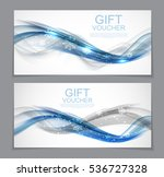 gift voucher template for... | Shutterstock .eps vector #536727328