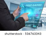 business  technology  internet... | Shutterstock . vector #536763343