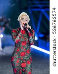 paris  france   november 30 ... | Shutterstock . vector #536763574