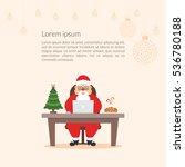 cute cartoon character... | Shutterstock .eps vector #536780188