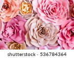Colorful Flowers Paper...