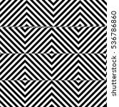 vector seamless pattern.... | Shutterstock .eps vector #536786860