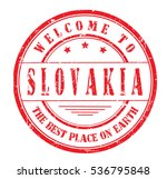 """rubber stamp with text """"welcome ... 