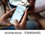 bangkok  thailand   dec 15 2016 ...   Shutterstock . vector #536806483