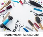 Barber Set With Tools And...