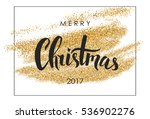Merry Christmas Lettering....