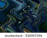 colorful psychedelic background ... | Shutterstock . vector #536907346
