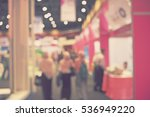 blur halal conference assembly  ... | Shutterstock . vector #536949220