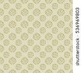 light gray geometric seamless...   Shutterstock .eps vector #536969803