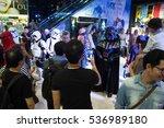 bangkok  thailand   13 december ...   Shutterstock . vector #536989180