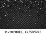 sparkling texture. vector... | Shutterstock .eps vector #537004084