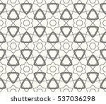 modern geometric seamless...   Shutterstock .eps vector #537036298