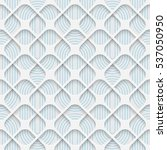 seamless grid pattern. abstract ...   Shutterstock .eps vector #537050950