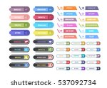 vector flat style multicolored...