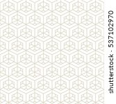 architectural pattern... | Shutterstock .eps vector #537102970