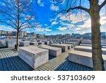 Holocaust Memorial Berlin...