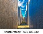 Detail Of Holocaust Memorial...