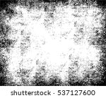 grunge black and white urban... | Shutterstock .eps vector #537127600