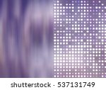 set of abstract backgrounds... | Shutterstock . vector #537131749