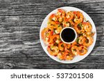 Butter Garlic Fried Shrimps...