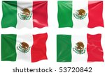 great image of the flag of... | Shutterstock . vector #53720842