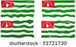 great image of the flag of...   Shutterstock . vector #53721730