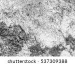 crack peel old wall concrete... | Shutterstock . vector #537309388