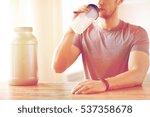 sport  fitness  healthy... | Shutterstock . vector #537358678