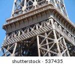 Stock photo eiffel tower 537435