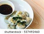 Fried Garlic Chives Dim Sum Or...