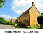 English Country Cottage In...