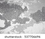 crack grunge peel concrete wall ... | Shutterstock . vector #537706696