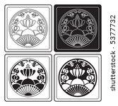 floral pattern | Shutterstock .eps vector #5377732