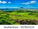 Landscape And Coast Connemara...