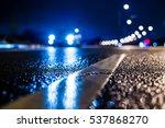 Rainy Night In The Big City ...