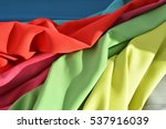 synthetic fabric fabric...   Shutterstock . vector #537916039