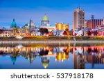 Harrisburg  Pennsylvania  Usa...