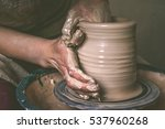 Creating A Jar Or Vase Of Whit...