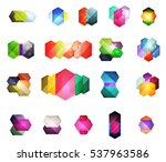 vector shiny blank web option... | Shutterstock .eps vector #537963586