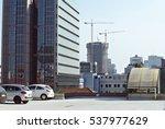 warsaw poland. august 2014.... | Shutterstock . vector #537977629