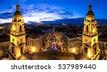 Budapest Saint Stephan Basilica ...