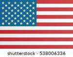 usa flag. | Shutterstock .eps vector #538006336