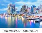 sydney australia 21 october... | Shutterstock . vector #538023364